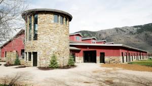 Badlands Ranch - The Barn