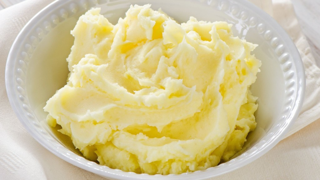 Mashed Potatoes with a Brown Butter Twist