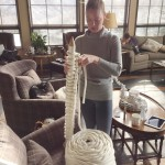 Giant Knitting Project