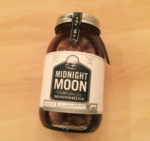 Moonshine ain't just sold in the backwoods anymore!