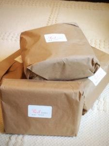 Purls simple brown paper packages.