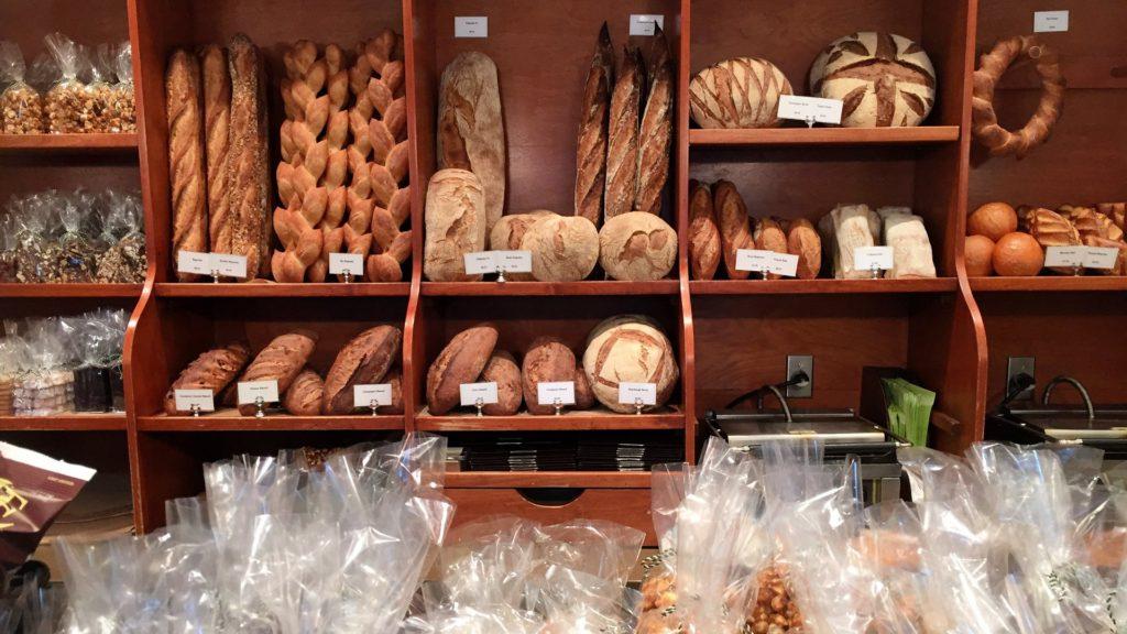 Bouchon Breads