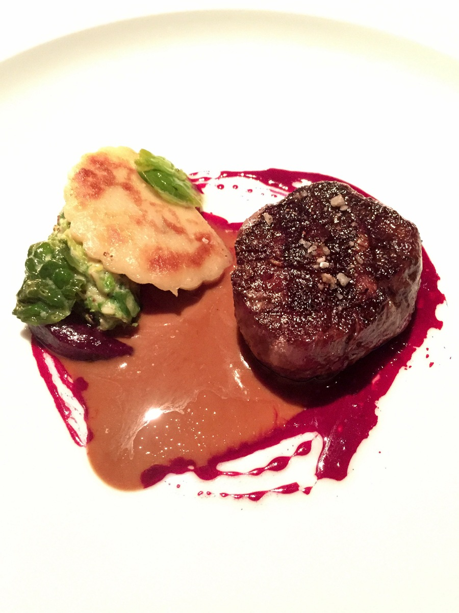 The Most Perfectly Cooked Filet Mignon I've Ever Had!