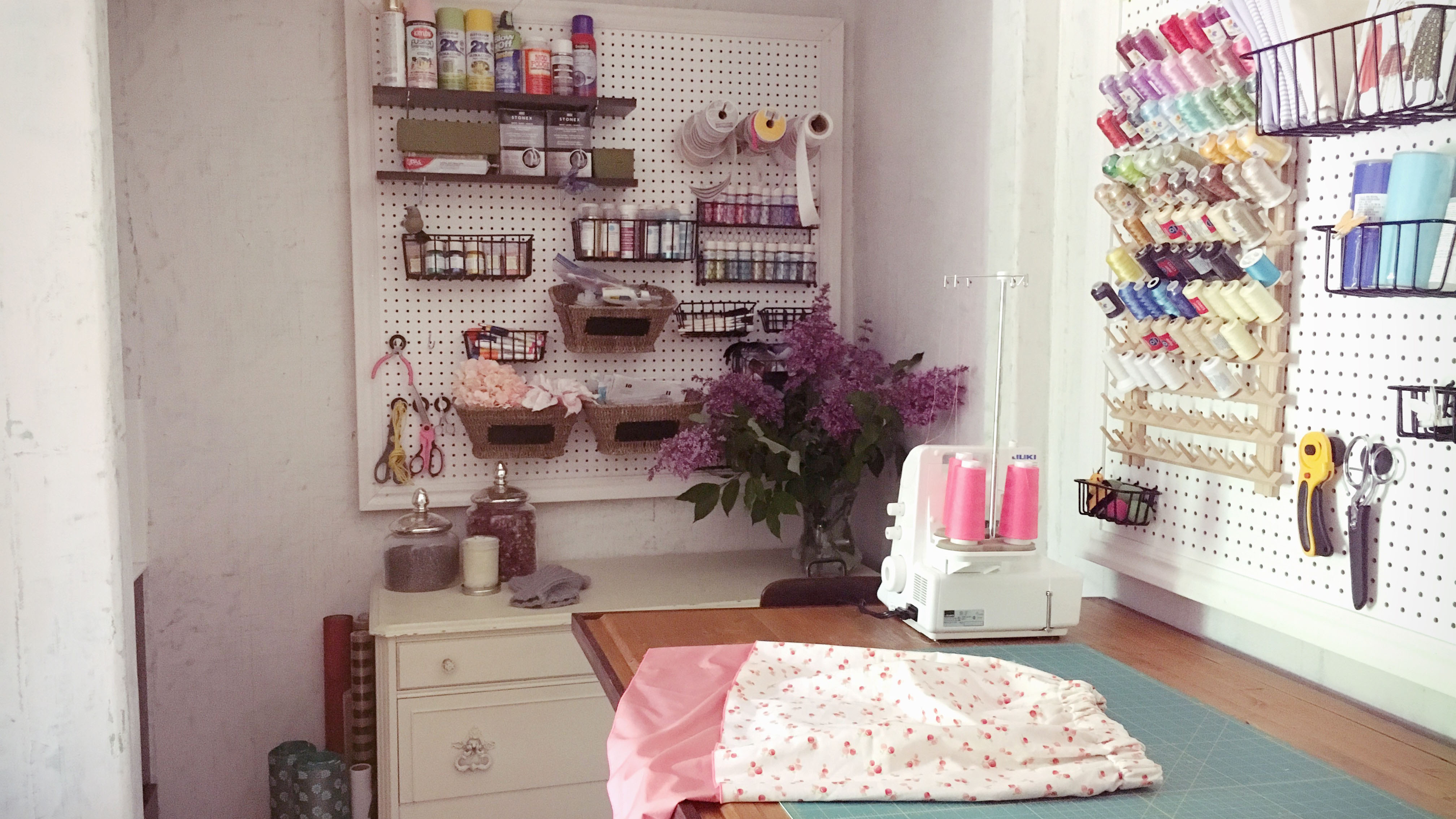 Perfectly organized and beautiful to boot!
