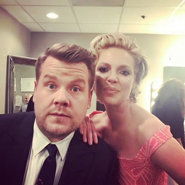 I had tooooooooo much fun doing the latelateshow thanks forhellip