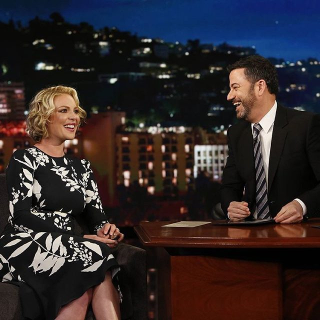 Watch me on JimmyKimmelLive  TONIGHT on ABC! KIMMEL