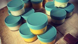 Sage Spoonfuls baby food jars