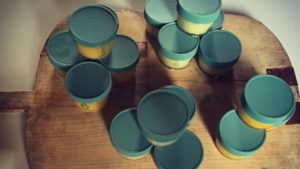 Sage Spoonfuls baby food jars