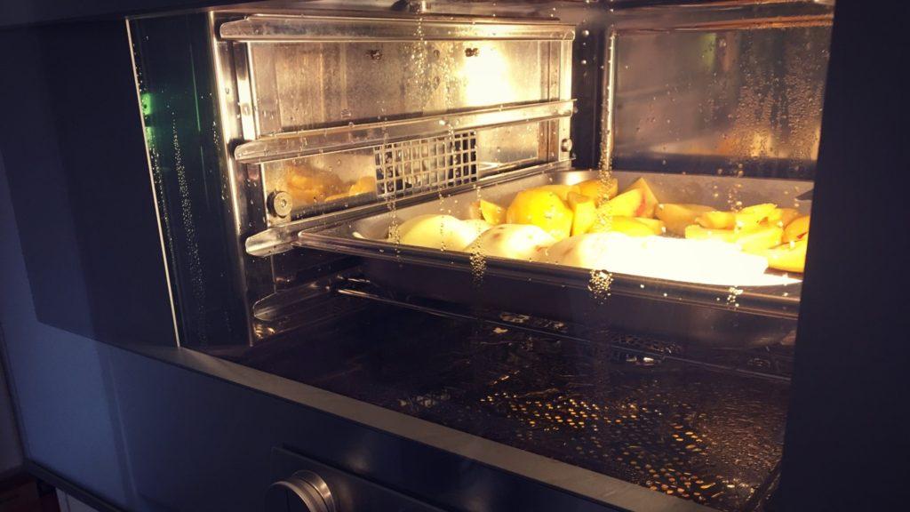 Steam oven