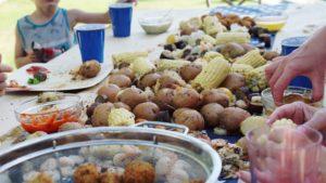 July 4th Feast
