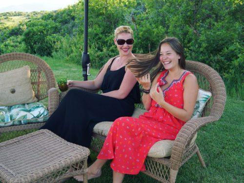Katherine Heigl and niece Madison