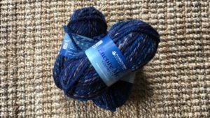Yarn for the children's sweaters