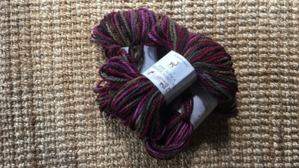 Yarn for Maddie's Drop Stitch Cowl