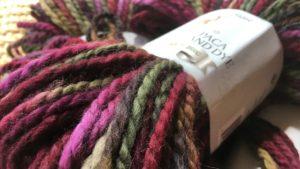 Yarn for Maddie's Drop Stitch Cowl
