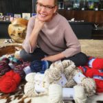 Katherine Heigl - In My Knitting Basket This Month