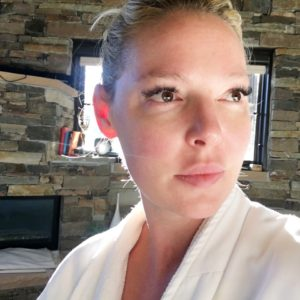 Katherine Heigl's skin care regime