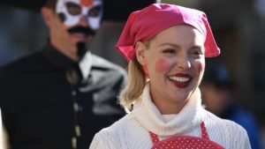 Katherine Heigl at Halloween