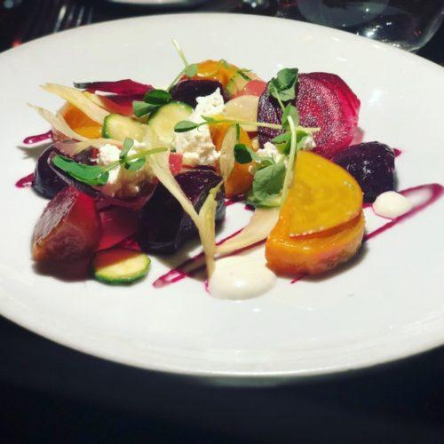Katherine Heigl's birthday meals