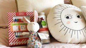 Teal towel decorating kit