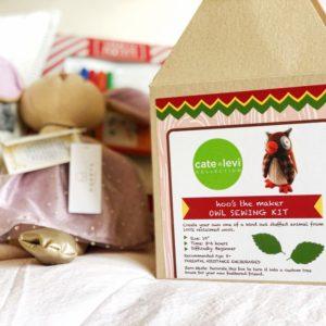 Owl Sewing Kit