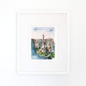 Yao Cheng Design Watercolor