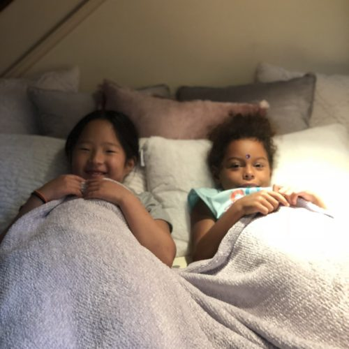 Naleigh and Adalaide's Hideaway Place Space