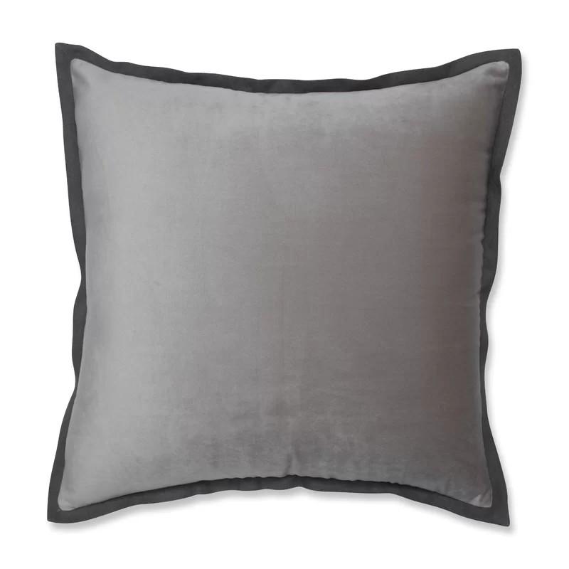 Benson Flange Loden Throw Pillow