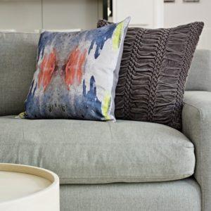 Four Blocks South Pillows