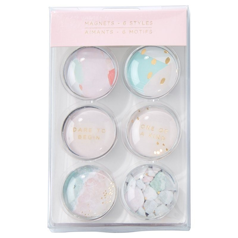 Pastel Pop Magnet Set