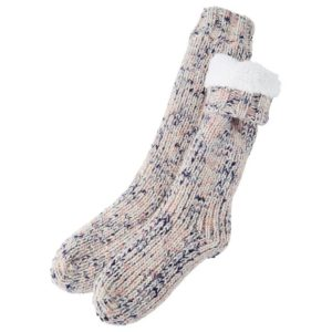 Multi-Marl Reading Socks