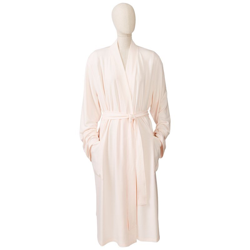 Soft Pink Reading Robe