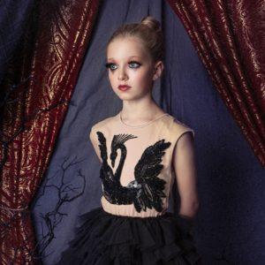 Black Swan Tutu Dress