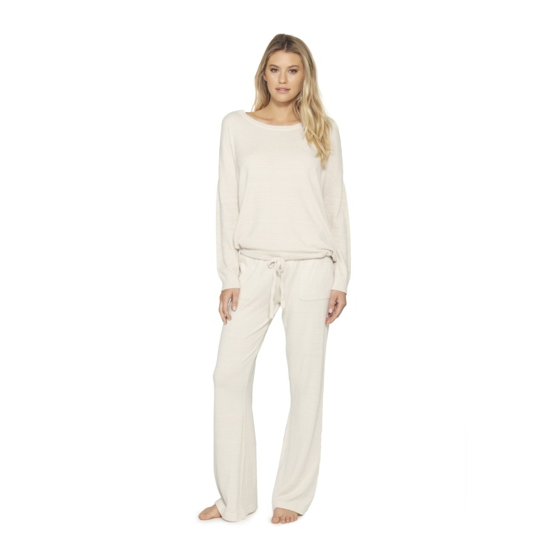 CozyChic Ultra Lite Range loungewear pullover and pant from Barefoot Dreams
