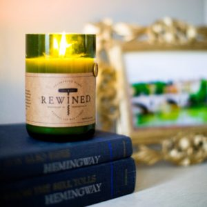 Spiked Cider Candle by Rewined of Charleston