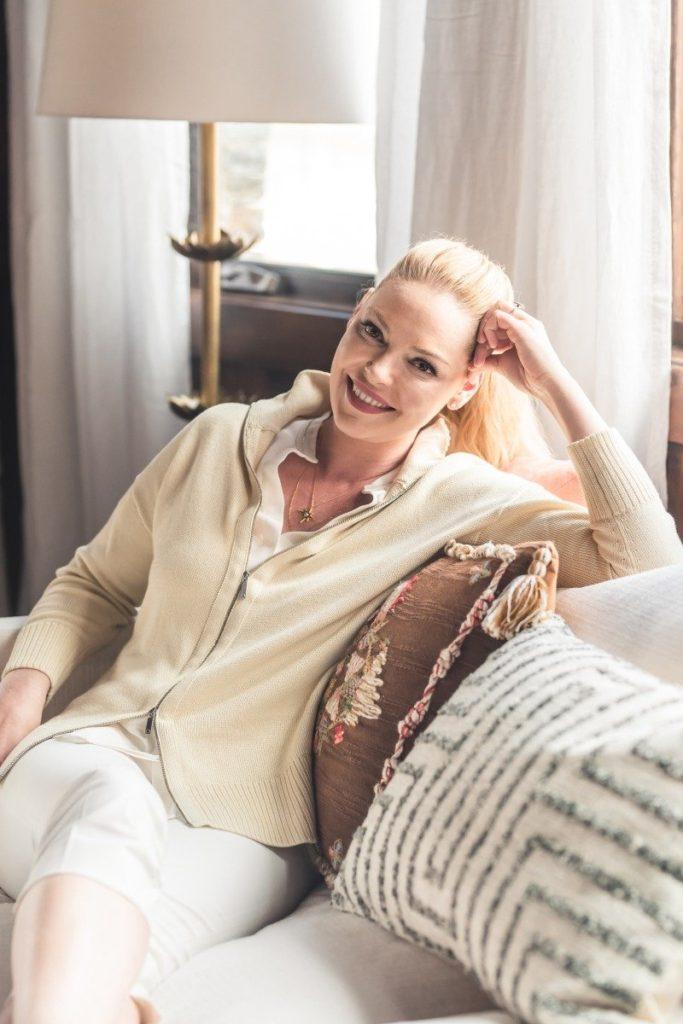 Katherine Heigl Worldmarket Makeover